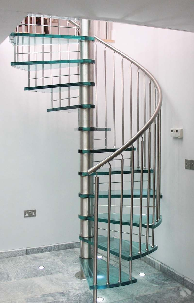 40 Breathtaking Spiral Staircases To Dream About Having In Your Home | Circular Stairs For Sale | Shop | Glass | Wooden | Modern | Wrought Iron