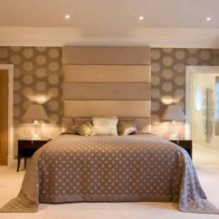 High Ceiling Living Room Decor Ideas Wooden Tiles Design For Wall 20 Ways Bedroom Wallpaper Can Transform The Space