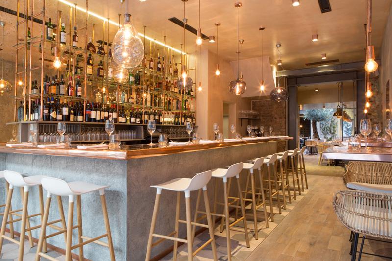 Decoration De Cafe Bar