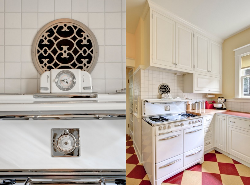 retro kitchen wall clock miami cabinets 20 elements to use when creating a