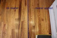 DIY Natural Wood Floor Polishing Cleaner