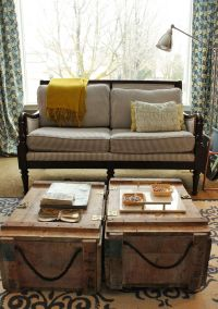 How to Style a Family-Friendly Coffee Table