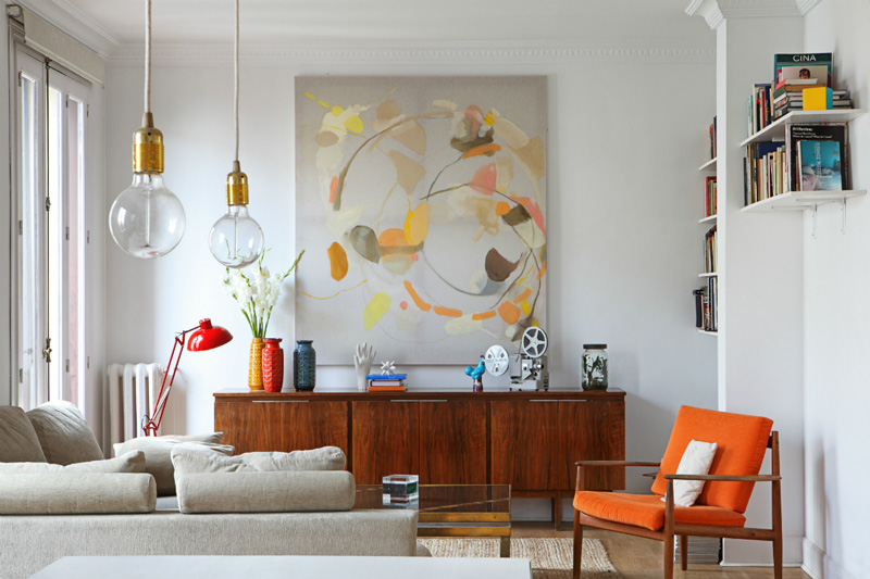 art in living room interior images india how to add the wow factor through modern wall canvas abstract