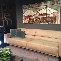 Above Sofa Artwork Bernhardt Como Sectional What Is Contemporary Design