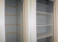 Wood Closet Shelving | www.imgkid.com - The Image Kid Has It!