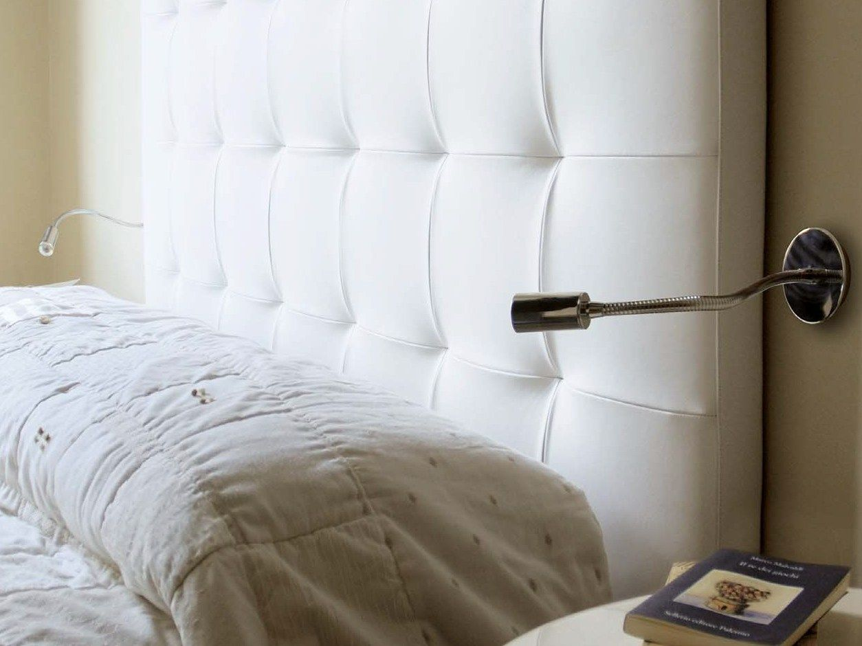 led reading light headboard