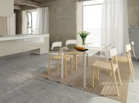 40 Glass Dining Room Tables To Revamp With: From Rectangle ...