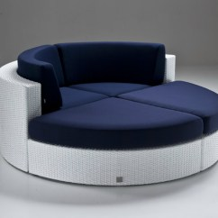 Cover For Chaise Lounge Chair Hickory Daybed Style Roundup – Decorating With Round Sofas And Couches