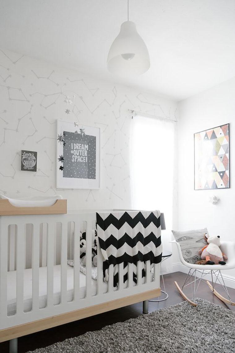 Pinterest Girls Kids Rooms With Wood Wallpaper 12 Gorgeous Scandinavian Nurseries
