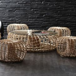 Woven Lounge Chair Notre Dame Office Stylish Designs Showcase The Elegance Of Rattan Furniture