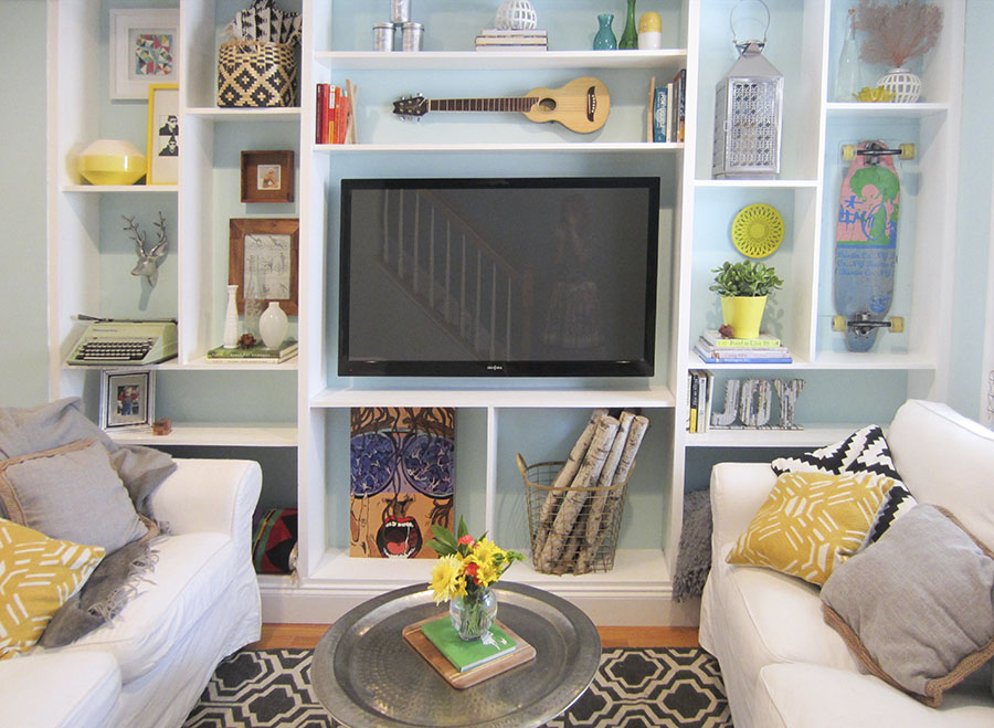 These 20 Built-In Shelves Will Revitalize Alot Of Space