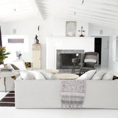 Decorate Living Room White Leather Sofa Rug Decor Ideas For Homes With Personality Simplistic