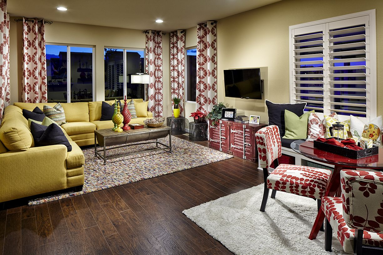 arrange living room furniture open floor plan wall unit in plans the strategy and style behind concept spaces balance