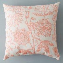 Outdoor Botanical Throw Pillows
