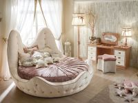 Kick It Up A Notch - Decorating With Round Beds