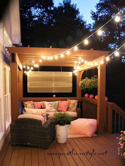 Outdoor Decor Hang House