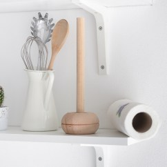 Kitchen Towel Hanger Ceramic Sinks Diy Paper Holder