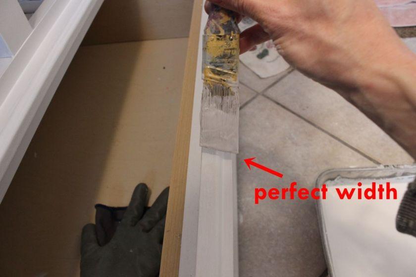 DIY Upgrade Bathroom Vanity- better alternative