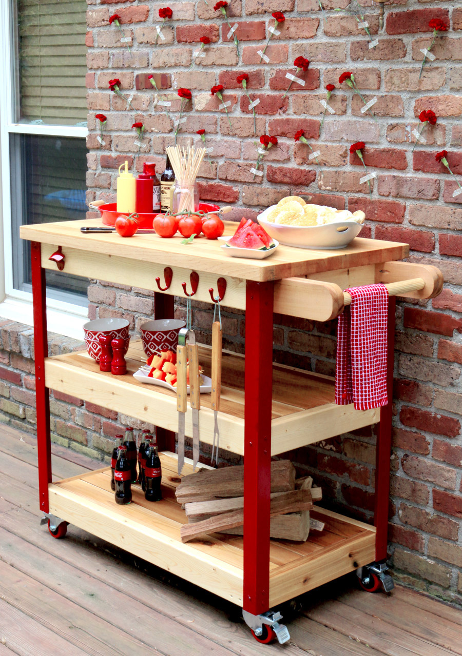 Get Set for Summer With These 10 Grill DIYs