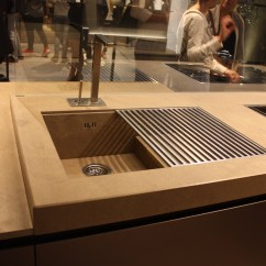 Kitchen Sink Styles Cheap Islands For Sale New Showcased At Eurocucina