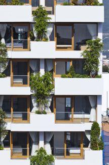 Green Facade Balcony