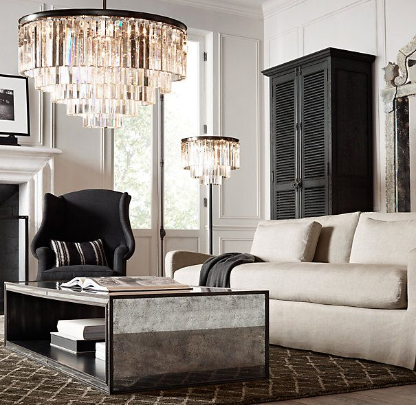 10 Places To Hang A Chandelier In Your Home