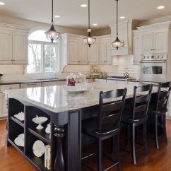 Best Kitchen Islands Moen Arbor Faucet These 20 Stylish Island Designs Will Have You Swooning Marble On Top
