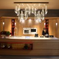 Sleek kitchens wood designs and technology highlights of milan 2016