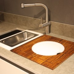 Kitchen Sink Styles Lowes Cart New Showcased At Eurocucina