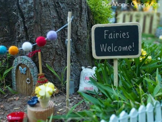 13 Tips To Create A Fairy Garden Your Kids Will Love