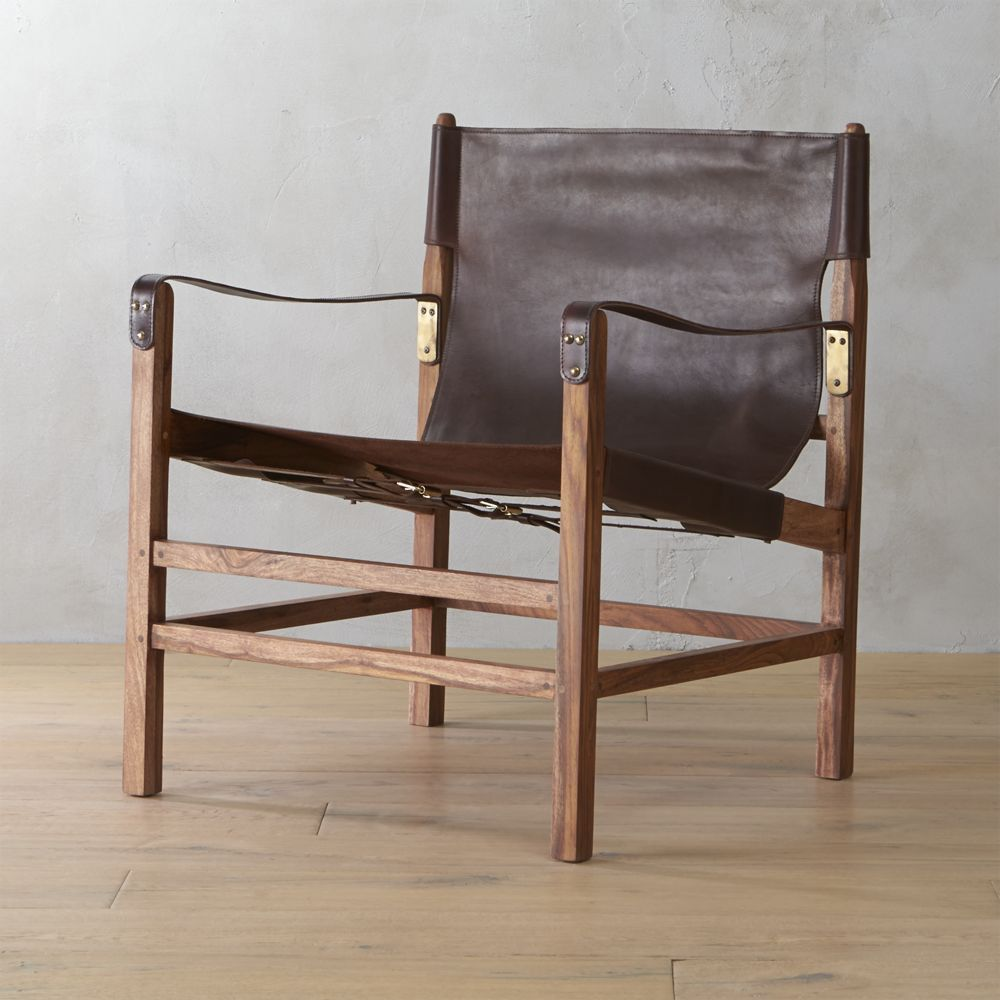wood and leather chair plastic lounge 5 chairs that your home needs the safari design
