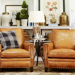 Four Club Chairs In Living Room Design Modern Style 5 Leather That Your Home Needs
