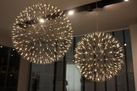 EuroCucina Offers Plenty of Kitchen Lighting Inspiration