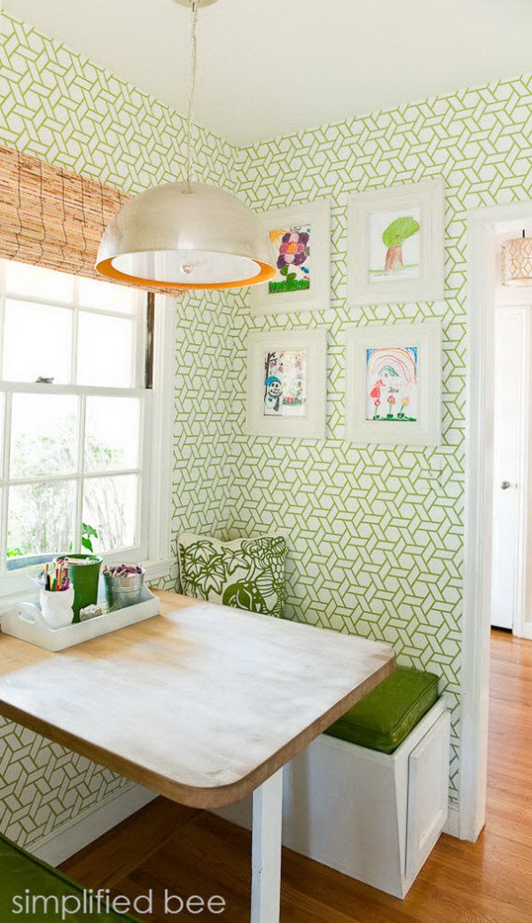 kitchen table nook refurbished appliances wholesalers beautiful breakfast nooks that will convince you to get one wallpaper3