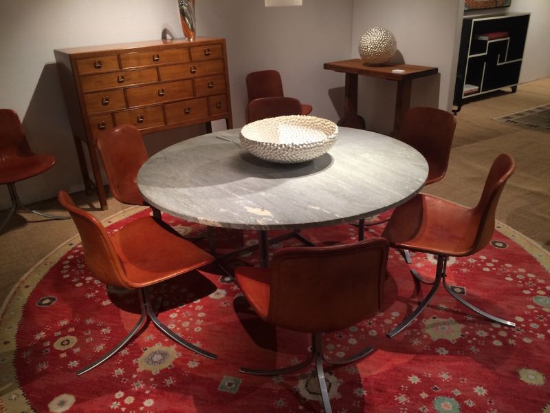 Cool dining table chairs base