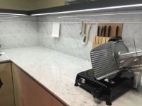 To Love Or Not To Love A Marble Backsplash
