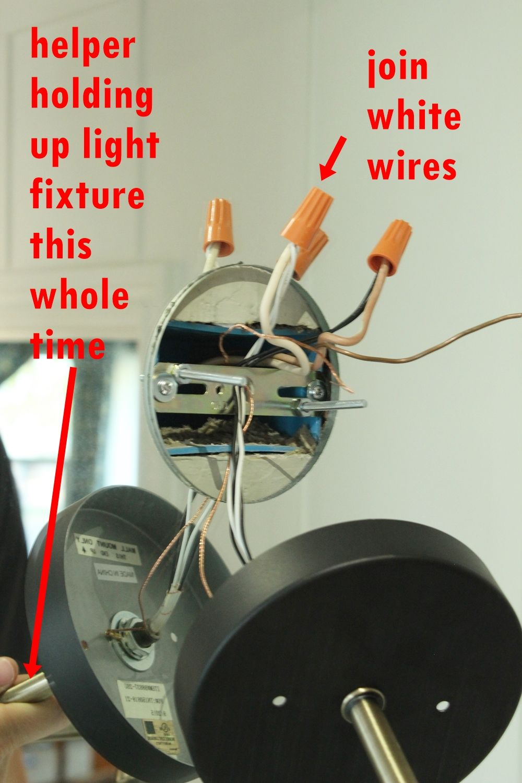 Wiring A Second Light Fixture