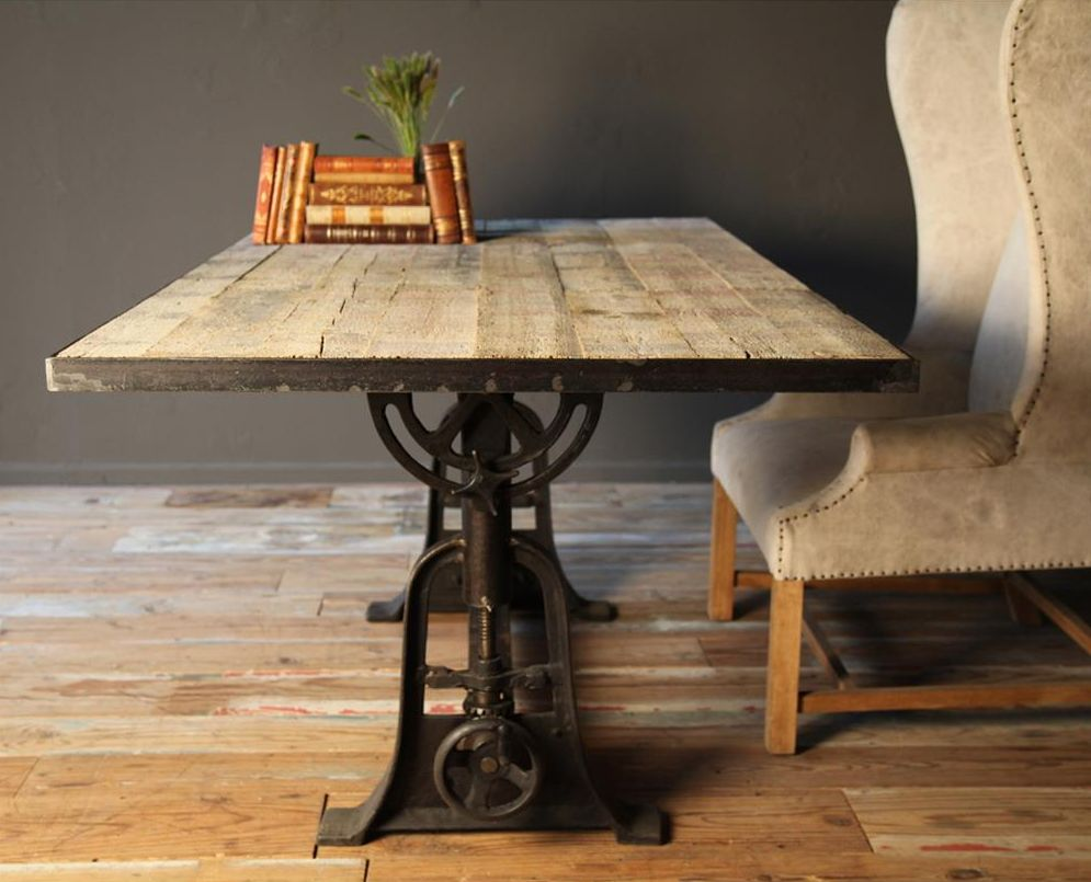Industrial Style Desks