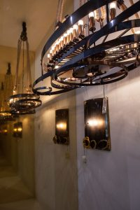 Industrial style lighting fixture - Home Decorating Trends ...
