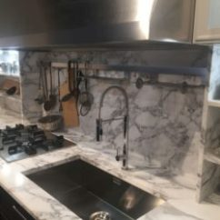 Backsplash In Kitchen Aid Pro Line To Love Or Not A Marble