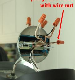 twist and then cap both ground wires [ 1000 x 1500 Pixel ]
