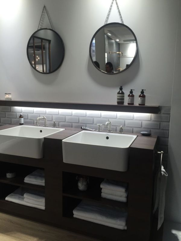 Pick Double Sink Bathroom Vanity