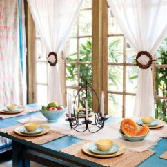 Kitchen Curtain Ideas Modern Images These 20 Curtains Will Lighten Brighten And Restyle Instantly 3 Clasped Whimsy