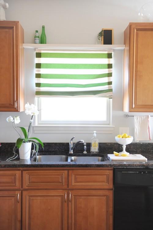 these 20 kitchen curtains will lighten