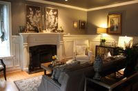 Stately Traditional Home Features Elegant Decor and Latest ...