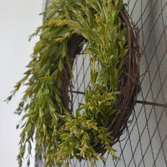 Cheap Small Kitchen Replacing Sink Sprayer Hose 15 Diy Wreaths To Decorate Your Front Door This Summer