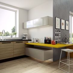 Kitchen Laminate Full Cabinets 20 Gorgeous Examples Of Wood Flooring For Your Masculine Design With Bold Yellow Accents