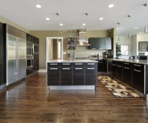 wood floors in kitchen moen renzo faucet 20 gorgeous examples of laminate flooring for your check out these and how it can sparkle shine throughout