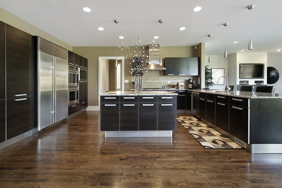 wood flooring for kitchen loans 20 gorgeous examples of laminate your modern edge design
