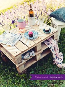 Pallet Patio Furniture Easily Build
